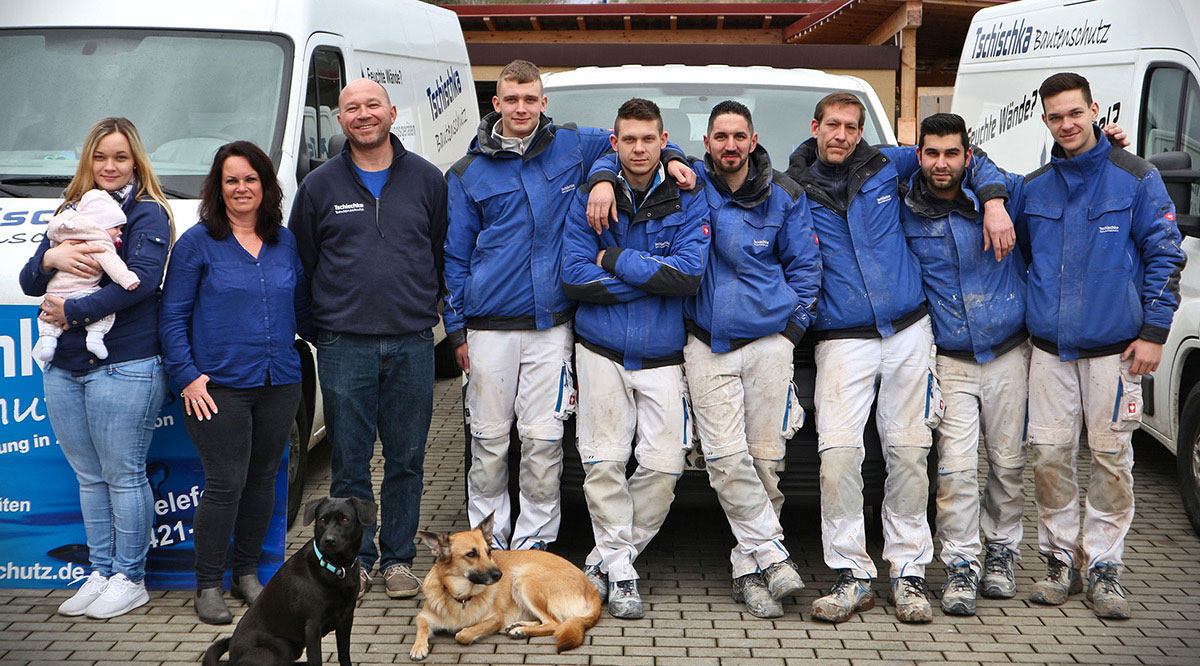 Bild des Teams